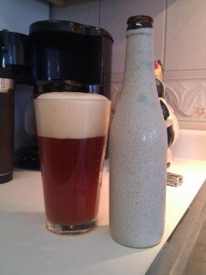 #2 - Rye Pale Ale