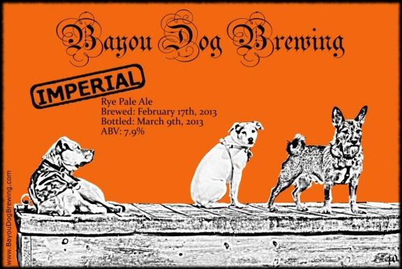 #40 - Imperial RyePA