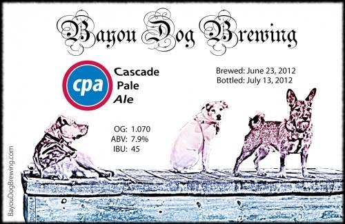 #20 - Cascade Pale Ale