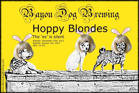 #36 - Hoppy Blondes