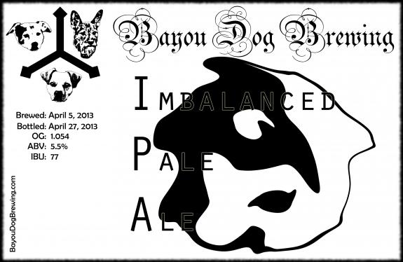 #43 - Imbalanced Pale Ale