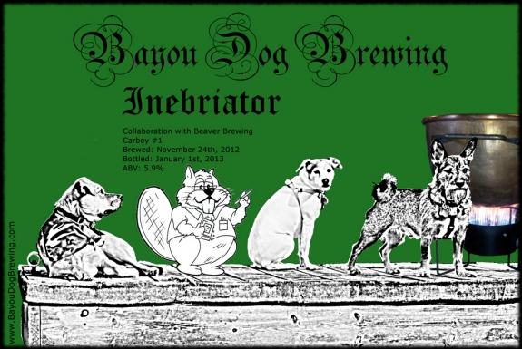 #34 - Inebriator #1