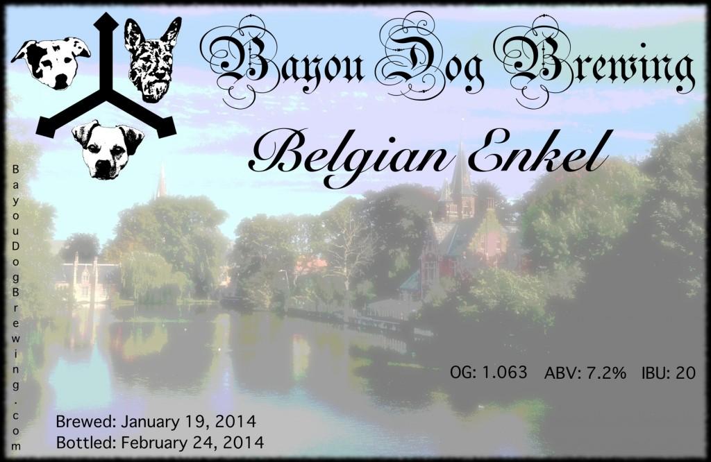 Belgian Enkel
